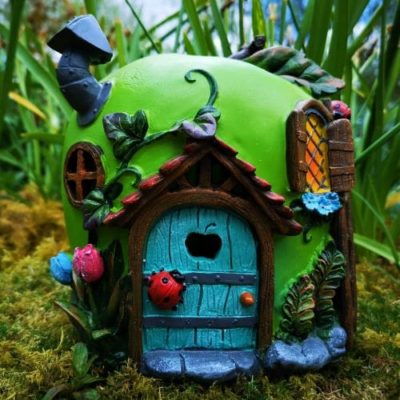 solar fairy houses ireland
