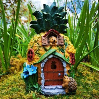 solar pineapple irish fairy houses