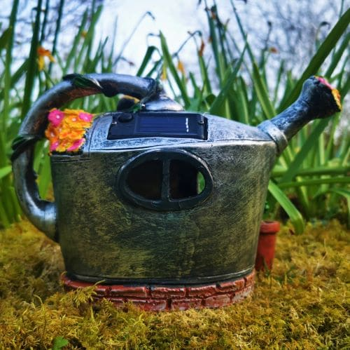 watering can solar panel