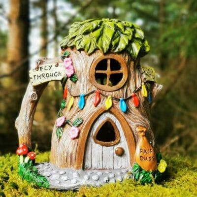 fairy dust house