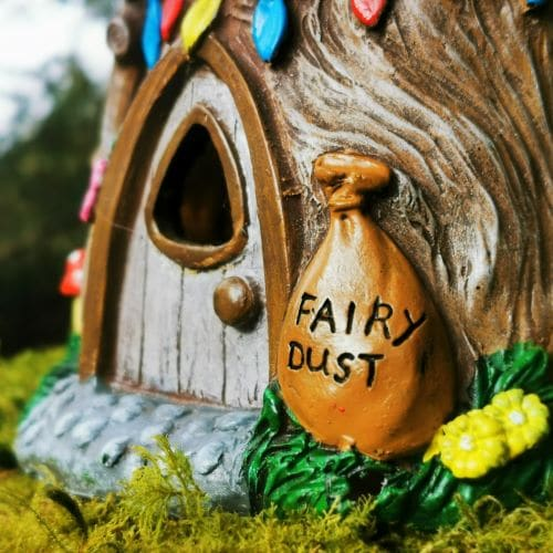 fairy dust filling station