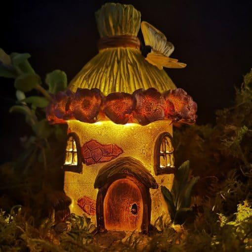 solar fairy houses ireland