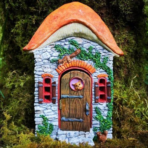 opening fairy door ireland