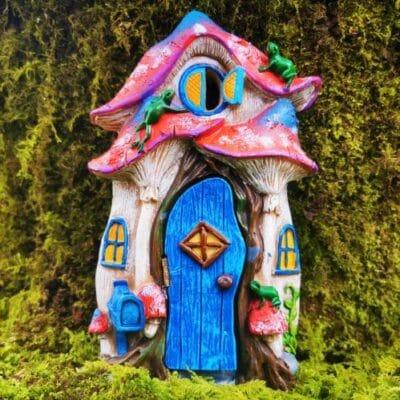 frog cottage opening fairy door