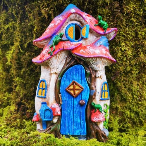 frog cottage opening fairy door