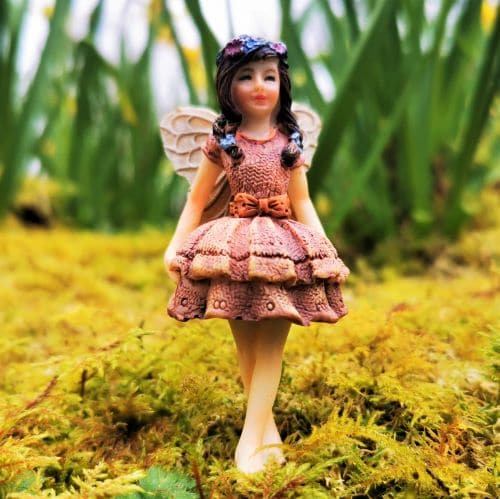 front view of fairy