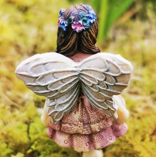 wings of the ballet fairy