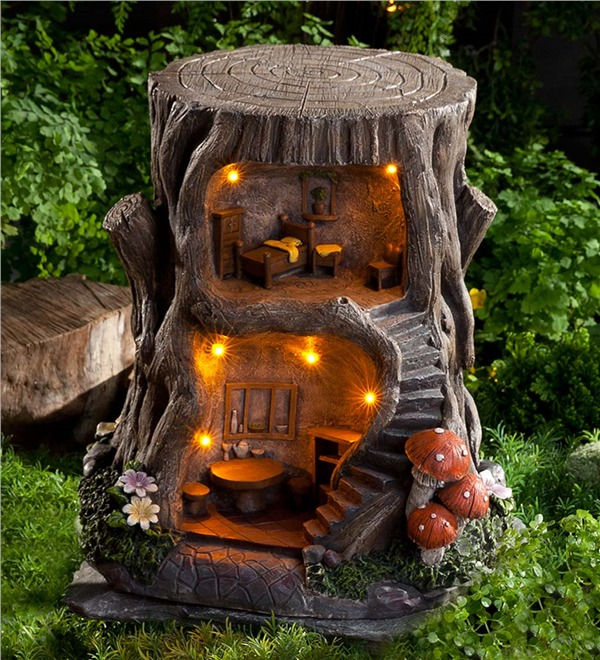 what iis a fairy house