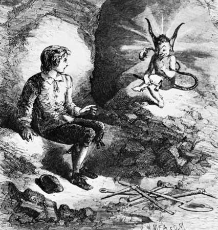 fairy tale w.b. yeats stolen child
