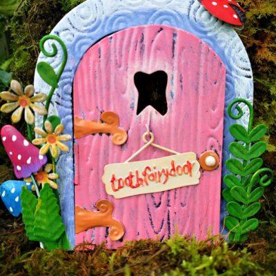 how does tooth fairy door work