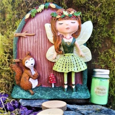 Scarlet Fairy Door Set