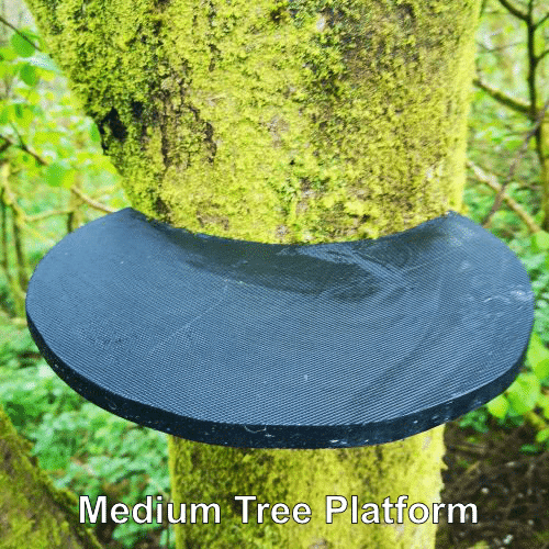 medium fairy door tree platform