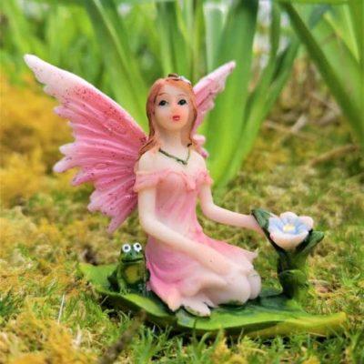 pink fairy figure ireland