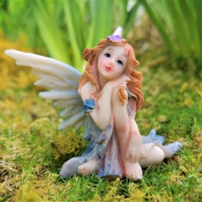 flower fairy ornament ireland