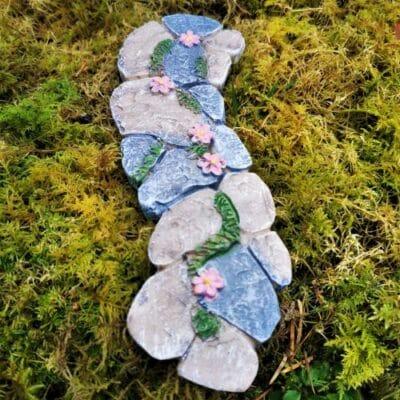 fairy garden footpath