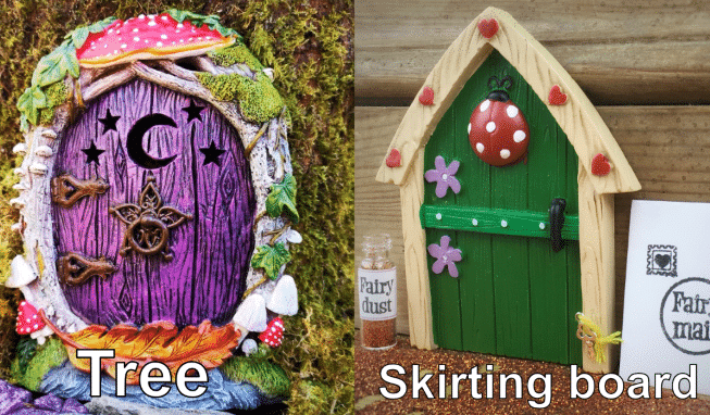introduce your fairy door
