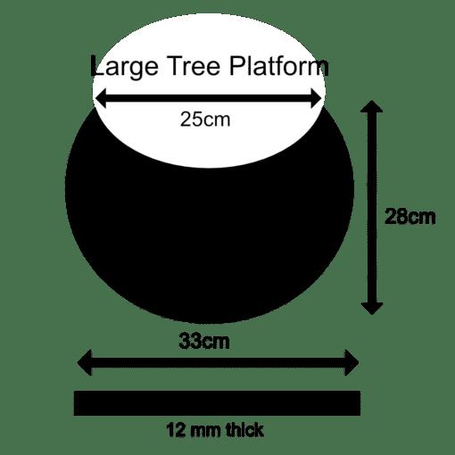 large tree platform plan