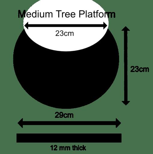 medium tree platform plan