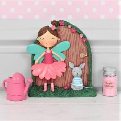 boxed fairy door gift set