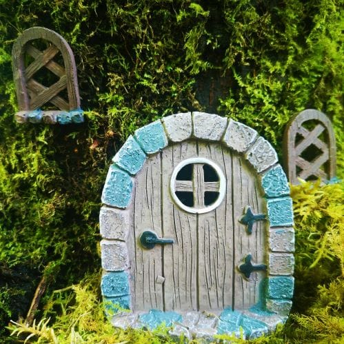 fairy door window