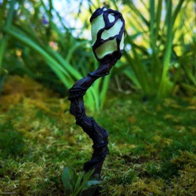 fairy garden glow lamp