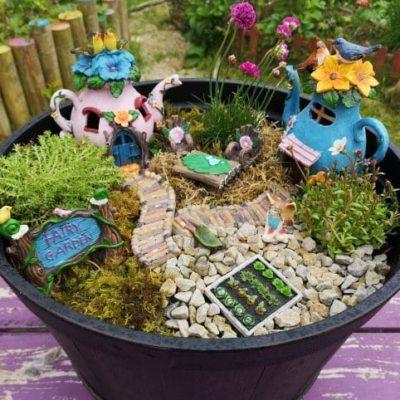 solar fairy garden kit ireland