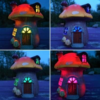 children's night light colours