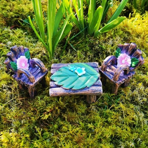fairy table and chair set ireland