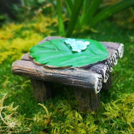 fairy garden table