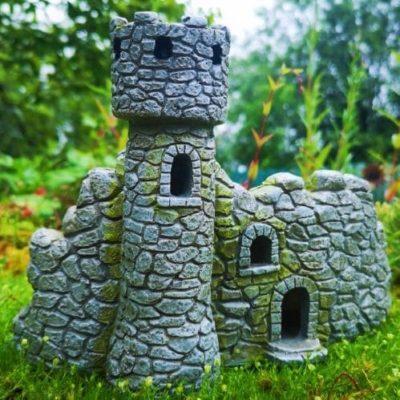 dragon castle for the garden