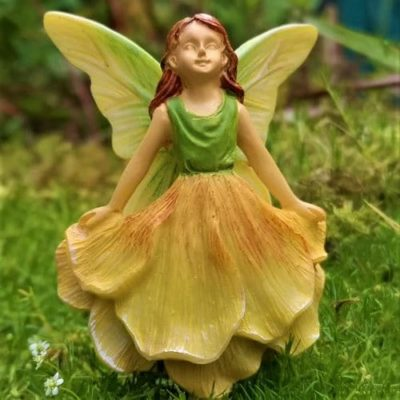 sunshine fairy garden miniature