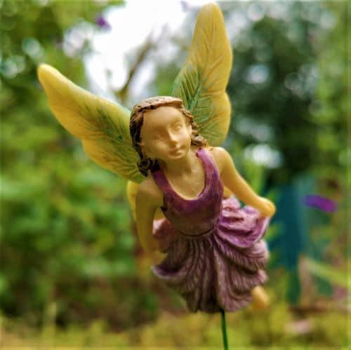 fairy ornament flying