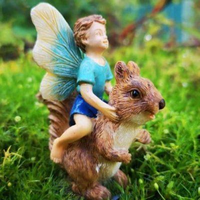 boy fairy figurines