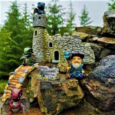 dragon and castle kit