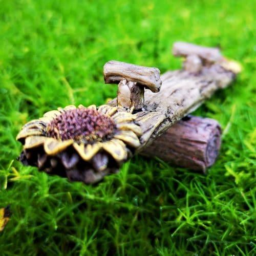 sunflower seesaw