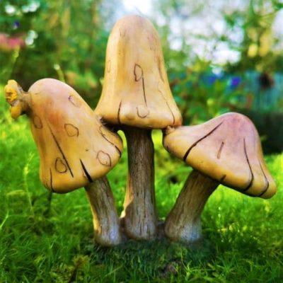fairy garden toadstools