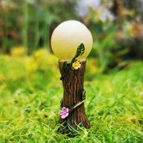 glowing fairy garden accessories