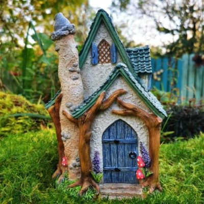 enchanted fairy house