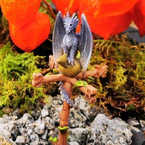 halloween dragon weather vane