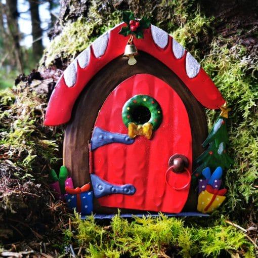 christmas fairy door ireland