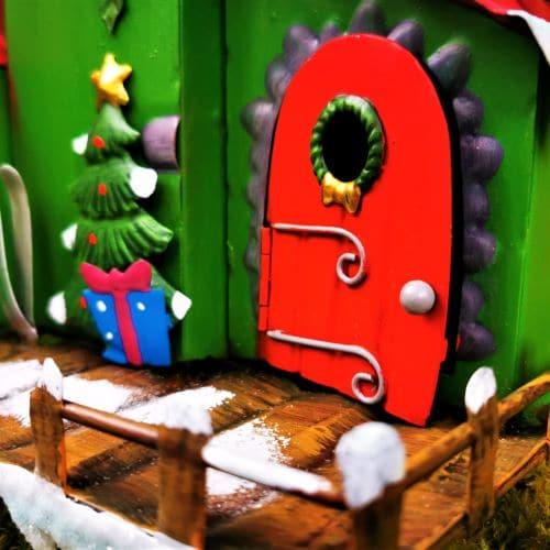 fairy door elf workshop