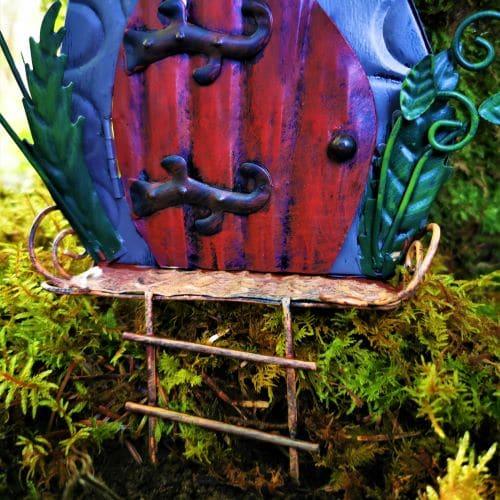ladder to the fairy door
