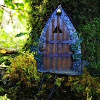 secret forest fairy door