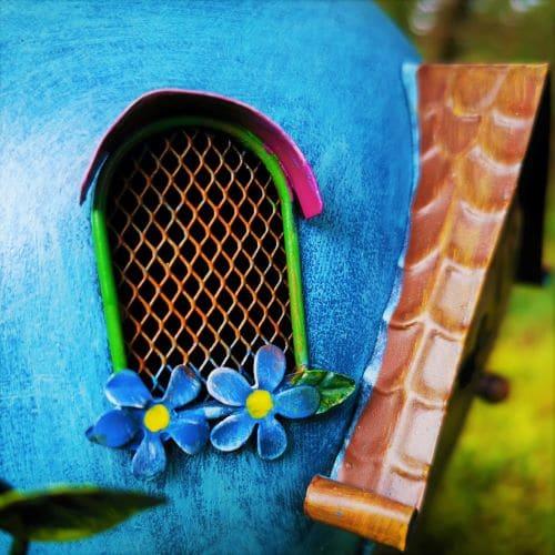 fairy window door