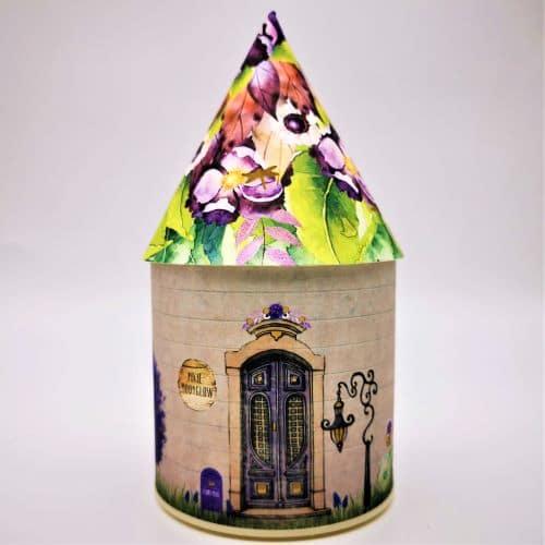 irish fairy house night light