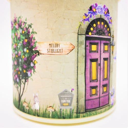 irish fairy door night light