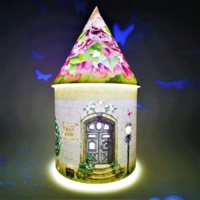 light up fairy house ireland