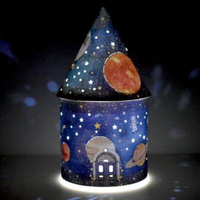 boys space night light