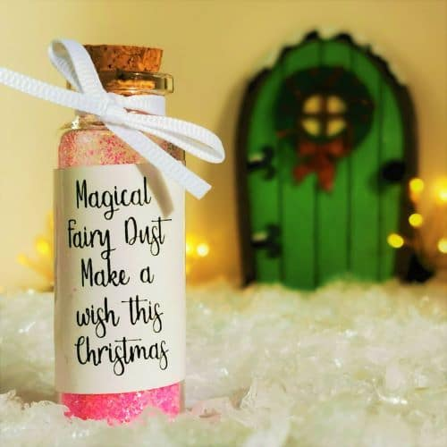 fairy dust christmas