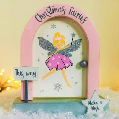 wish fairy door ireland